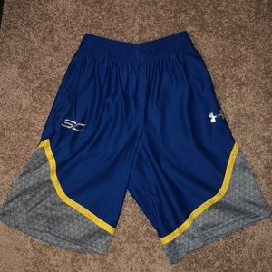 SC Under Armour Basketball Shorts (Men's)